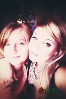 Moi et ma sister<3