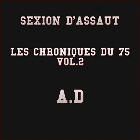 LES CHRONIQUES DU 7.5. - VOLUME 2 - A.D. EN TELECHARGEMENT GRATUIT