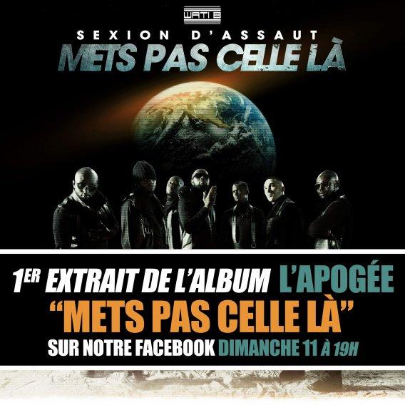 1 er EXTRAIT DE L ' APOGEE - METS PAS CELLE LA