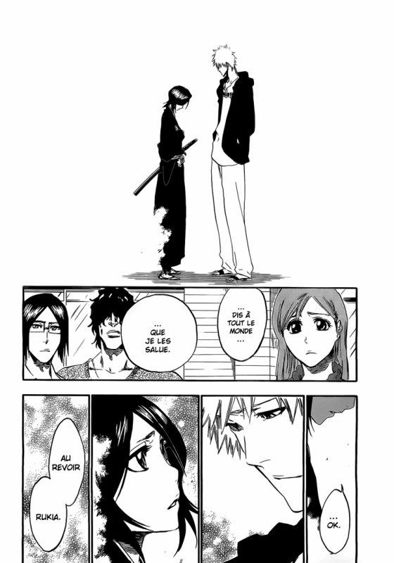 """""""Au revoir...Rukia"""" Bleach."""