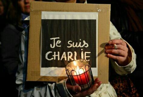 #attentatCharliehebdo