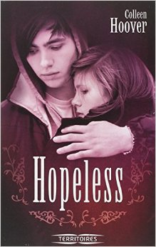 Hopeless by Colleen Hoover.