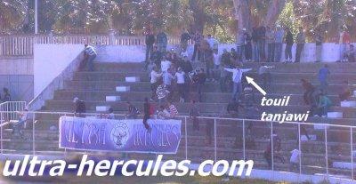 ULtRA  Hercules , Stade de Marchane