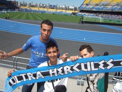Avec Herculanos - Curva Loca