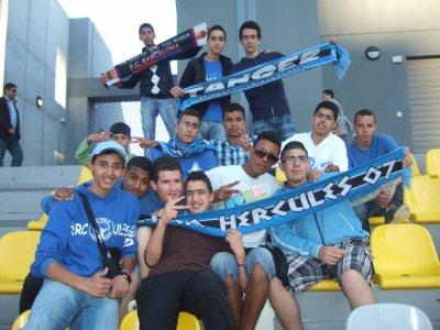 Grand stade de tanger - Ultra Hercules