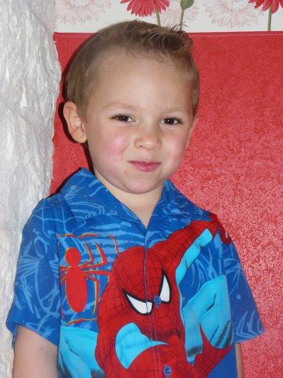 mon neveux david
