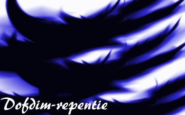 Dofdim-repentie