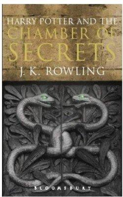 Harry Potter et la chambre des secrets de J.K. Rowling