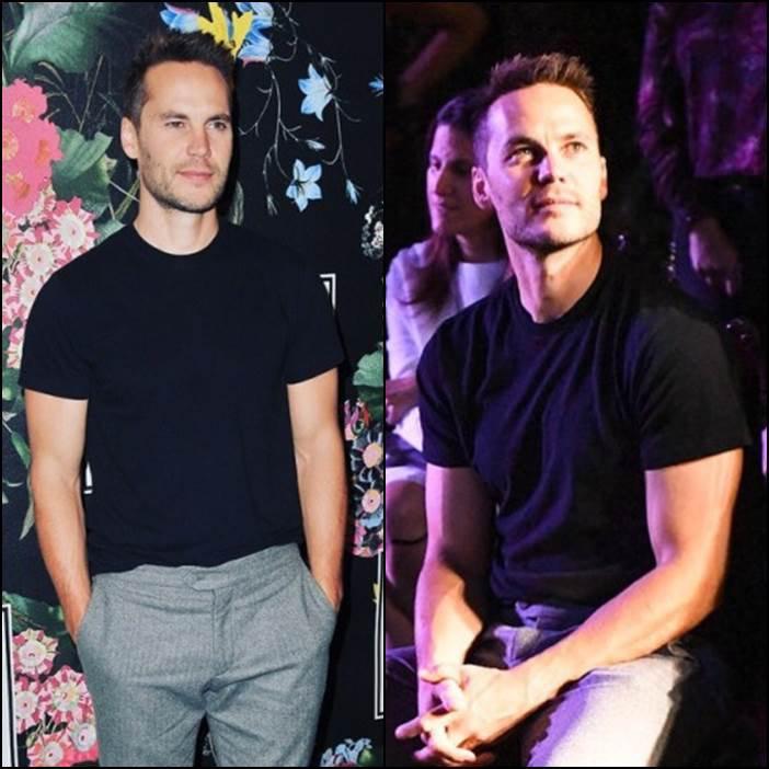 Taylor au H&M ERDEM event in Los Angeles - le 18 ou 19 Octobre -