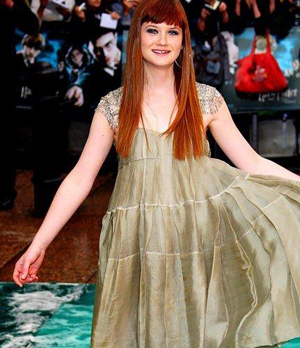 .Ginny Weasley.