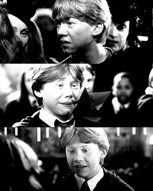 .Ronald Weasley.