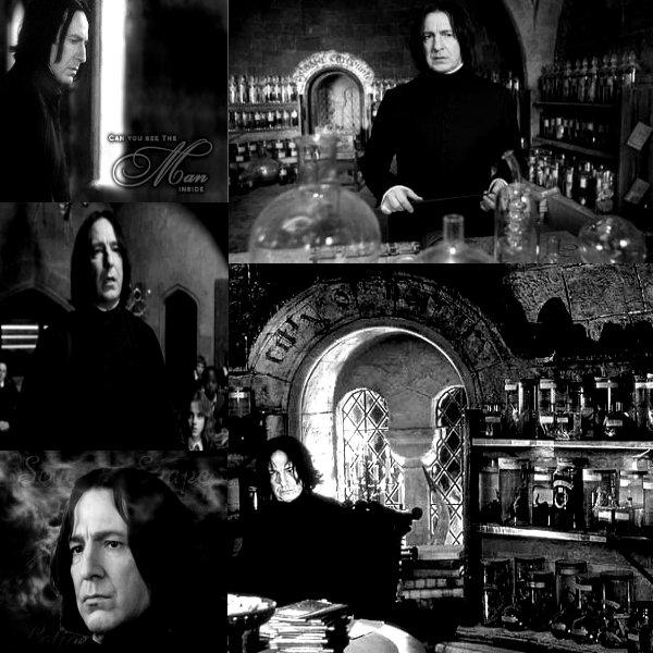 .Severus Rogue.