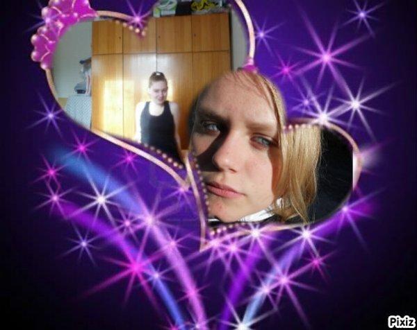 moii et ma grande soeur d'amour =)(l)