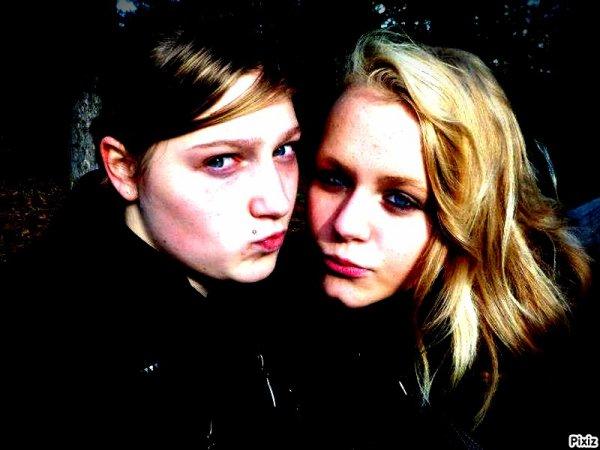 moi et ma grande soeur d'amour (l)