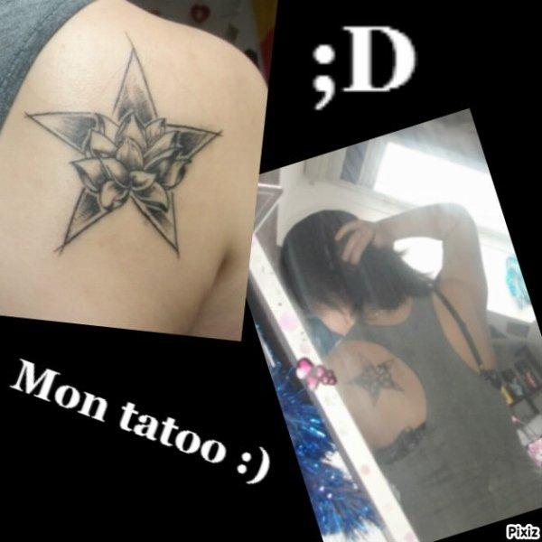 Mon tatoo, CHOUKABOUH