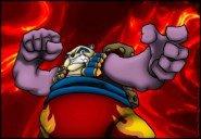 Fiction 26 :  Duel entre Bill et le Panda King : L'art du Flamme Fu