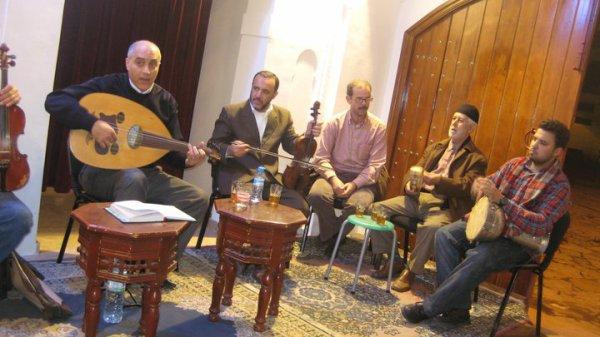 Confluences Musicales روافد موسيقية - RAWAFID EL KHAMIS 25 NOV 2010