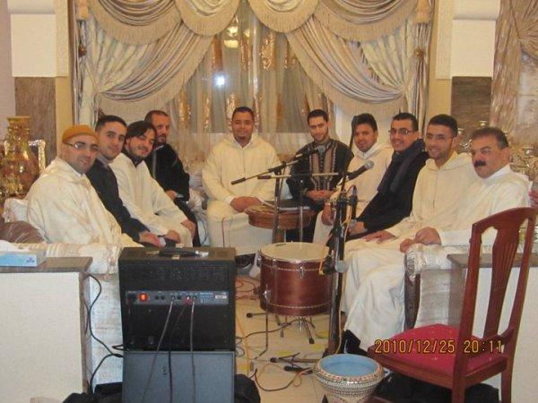 رفقة مجموعة الهدى المغربية   أحبابي وأصديقائي