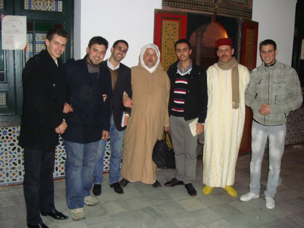 الذكرى العاشرة لرحيل الفنان محمد العربي التمسماني