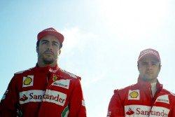 Alonso et Massa miniaturisent leurs montures