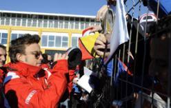 Fernando Alonso : 'La meilleure saison de toute ma vie'