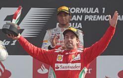 La belle opération de Fernando Alonso