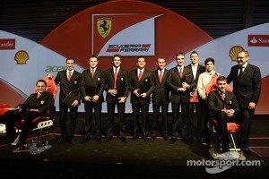 Noël avec la famille Ferrari
