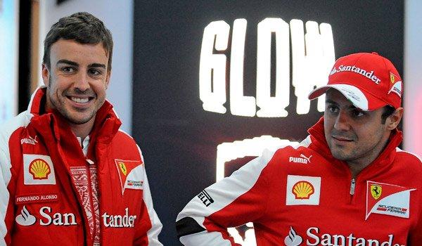 Alonso ravi de l'expérience