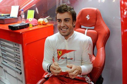 Fernando Alonso est l'un des absents dans les essais de pré-saison de Formule 1