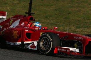 """""""Comme prévu"""" pour Alonso"""