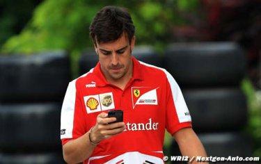 Alonso, un geek qui assume ! Pas une journée sans Internet