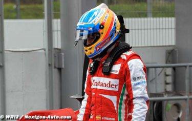Fernando Alonso répond à ses fans
