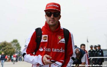 Alonso tombe dans le sarcasme à propos de Massa