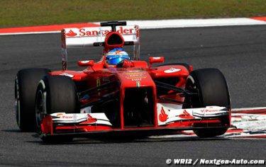 Alonso : Nous devons encore progresser