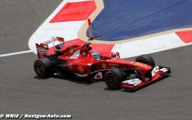 Alonso et Massa se préparent pour Barcelone