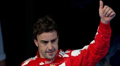"""Alonso: """"Schumacher ou Ayrton Senna je garde sans aucun doute"""""""
