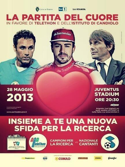 Juventus stadio. 20:30h