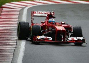 """Alonso : """"Une victoire est encore possible"""""""