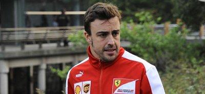 """Alonso: """"La presse joue un spécialiste de la photo et le sous-titrage controversée"""""""