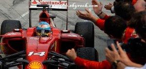 """GP de Hongrie - Fernando Alonso: """"Tout est possible"""""""