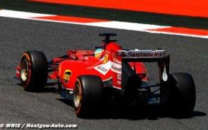 Ferrari promet à Alonso des améliorations décisives en 2015