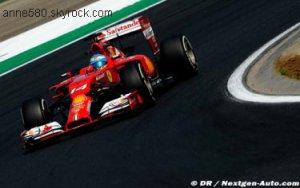 Alonso égale un des beaux records de Schumacher
