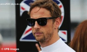 """Button : """"Alonso est très bien chez Ferrari"""""""