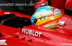 Fernando Alonso dans l'expectative