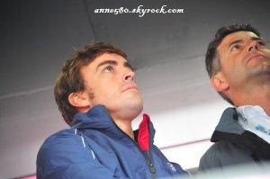 Fernando Alonso (encore) projet de vélo mystérieux