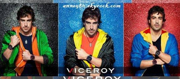 "Viceroy et son ""Fernando Alonso Edition spéciale 2014"""