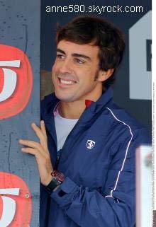 Projet Alonso peu de chances de prendre en charge l'équipe existante