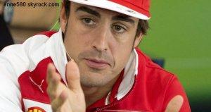 Alonso prend un humble avis