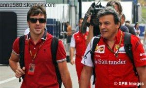 """Alonso : """"Nous avançons à reculons"""""""