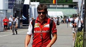 Fernando Alonso pour 2015 sera meilleure pour Ferrari